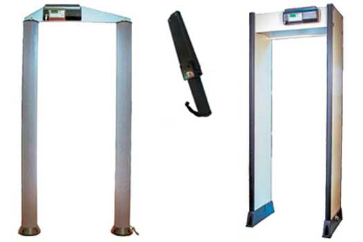 detectores de metales tefor exportaciones